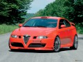 Technical specifications of the car and fuel economy of Alfa Romeo GT