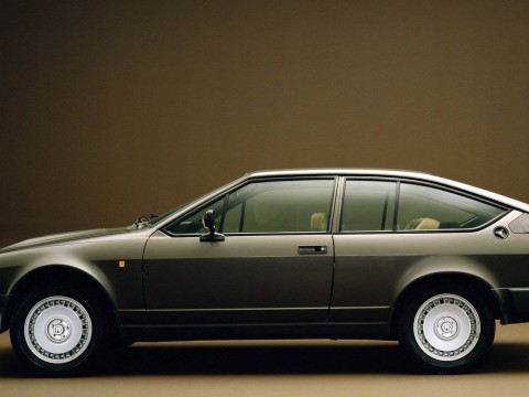 Technical specifications and characteristics for【Alfa Romeo GTV (116)】
