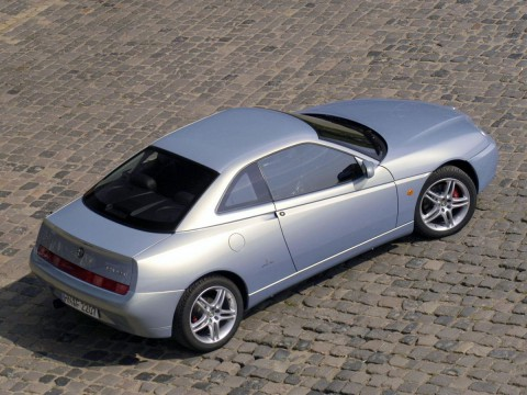 Technical specifications and characteristics for【Alfa Romeo GTV (916)】