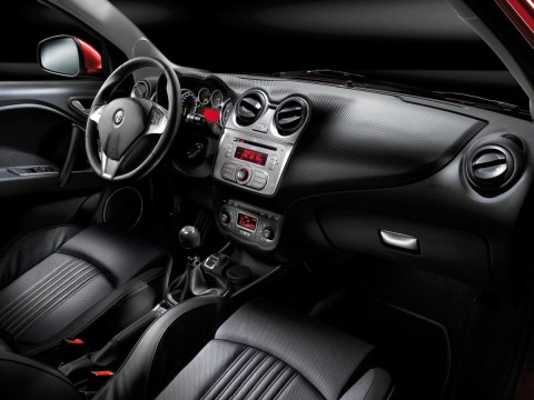 Technical specifications and characteristics for【Alfa Romeo MiTo】