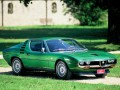 Technical specifications and characteristics for【Alfa Romeo Montreal】