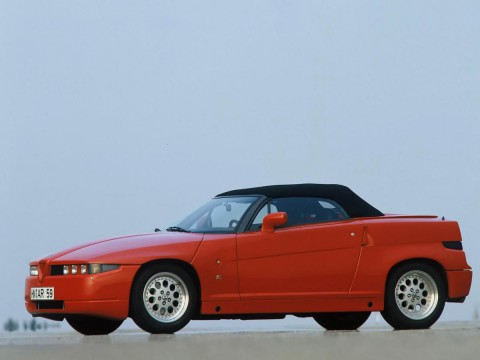 Technical specifications and characteristics for【Alfa Romeo RZ】