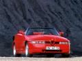Caractéristiques techniques de Alfa Romeo RZ