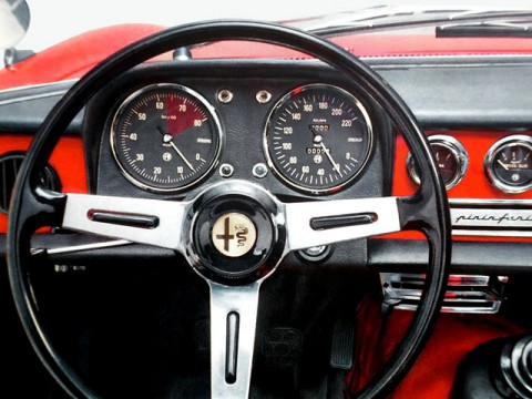 Technical specifications and characteristics for【Alfa Romeo Spider (105)】