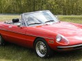 Alfa Romeo Spider Spider (105) 1750 (105) (113 Hp) full technical specifications and fuel consumption