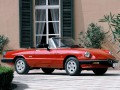 Alfa Romeo Spider Spider (115) 2000 (115) (116 Hp) full technical specifications and fuel consumption
