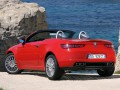 Alfa Romeo Spider Spider (Premium) 2.2 JTS (185) full technical specifications and fuel consumption
