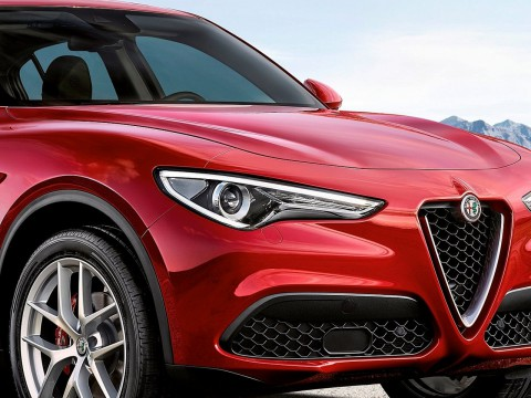 Technical specifications and characteristics for【Alfa Romeo Stelvio】