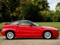 Technical specifications and characteristics for【Alfa Romeo SZ】