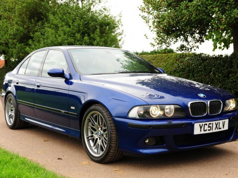 Technical specifications and characteristics for【Alpina B10 (E39)】