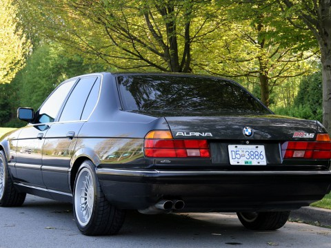 Technical specifications and characteristics for【Alpina B11 (E32)】