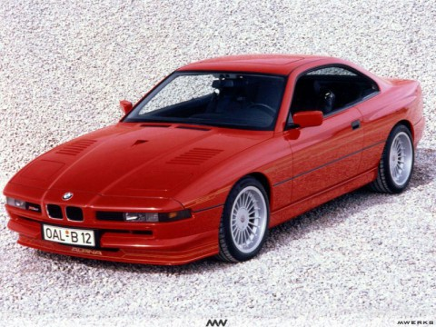 Technical specifications and characteristics for【Alpina B12 Coupe (E31)】