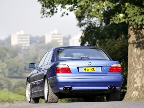 Technical specifications and characteristics for【Alpina B12 (E38)】