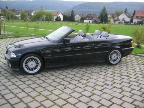 Technical specifications and characteristics for【Alpina B3 Cabrio (E36)】