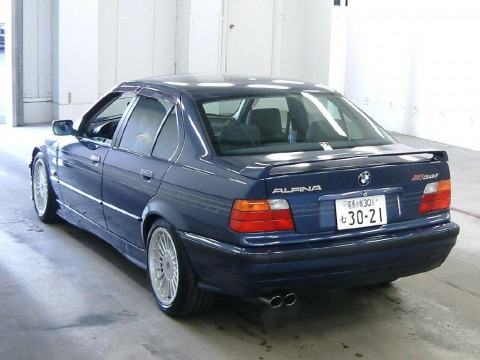 Technical specifications and characteristics for【Alpina B3 Coupe (E36)】