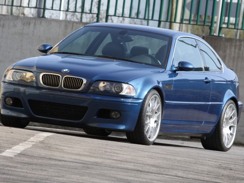 Technical specifications and characteristics for【Alpina B3 Coupe (E46)】