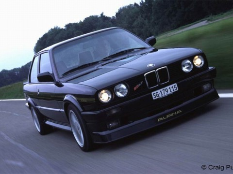 Technical specifications and characteristics for【Alpina B3 (E30)】