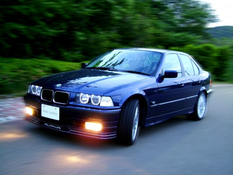 Technical specifications and characteristics for【Alpina B3 (E36)】