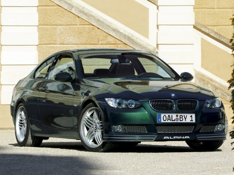 Technical specifications and characteristics for【Alpina B3 (E90)】