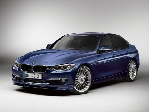 Technical specifications and characteristics for【Alpina B3 (F30)】
