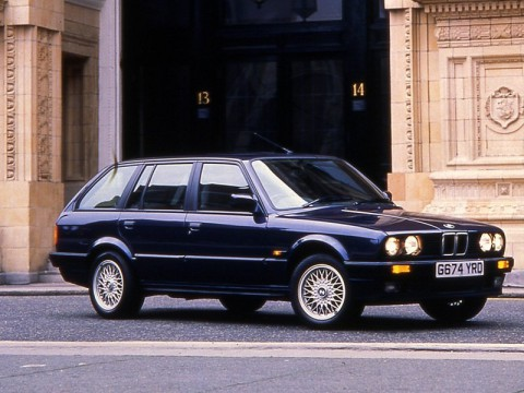 Technical specifications and characteristics for【Alpina B3 Touring (E30)】