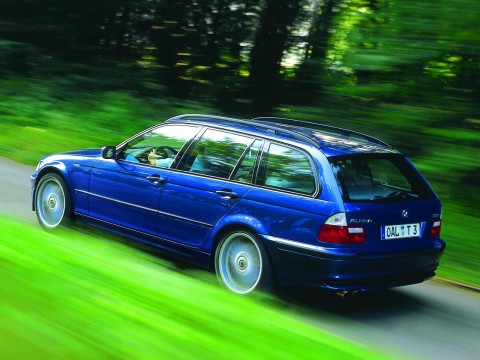 Technical specifications and characteristics for【Alpina B3 Touring (E46)】
