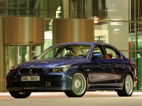 Technical specifications and characteristics for【Alpina B5 (E60)】