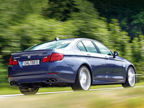 Technical specifications and characteristics for【Alpina B5 Sedan (F10)】