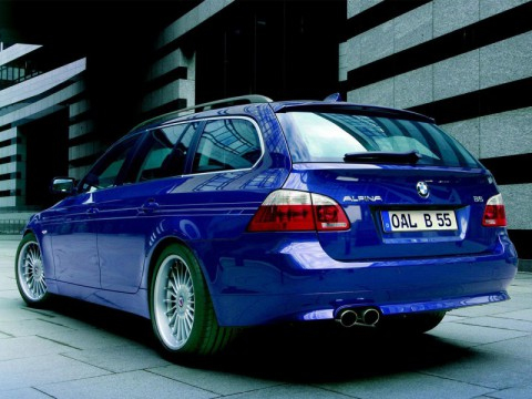 Technical specifications and characteristics for【Alpina B5 Touring (E61)】
