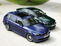 Alpina B5 B5 Touring (E61) 4.4 i (500 Hp) Switch-Tronic full technical specifications and fuel consumption