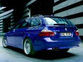 Alpina B5 B5 Touring (E61) 4.4 V8 (530 Hp) S Switch-Tronic full technical specifications and fuel consumption