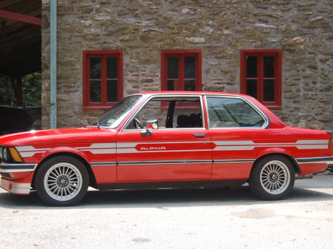 Technical specifications and characteristics for【Alpina B6 (E21)】