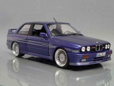 Technical specifications and characteristics for【Alpina B6 (E30)】