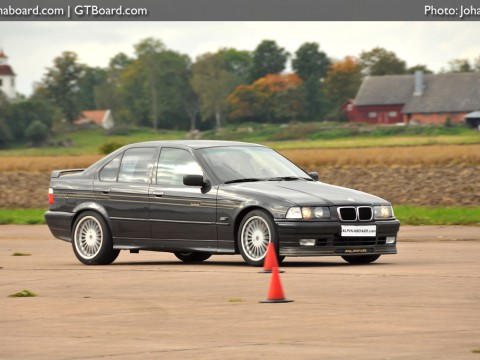 Technical specifications and characteristics for【Alpina B6 (E36)】