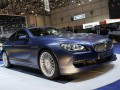 Technical specifications of the car and fuel economy of Alpina B6