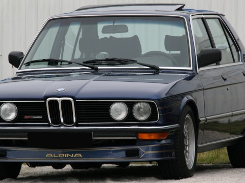 Technical specifications and characteristics for【Alpina B7 (E12)】