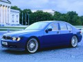 Technical specifications and characteristics for【Alpina B7 (E65/E66L)】