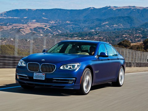 Technical specifications and characteristics for【Alpina B7 Sedan (F01)】