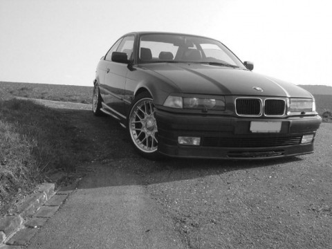 Technical specifications and characteristics for【Alpina B8 Coupe (E36)】