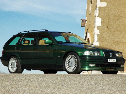 Technical specifications and characteristics for【Alpina B8 Touring (E36)】