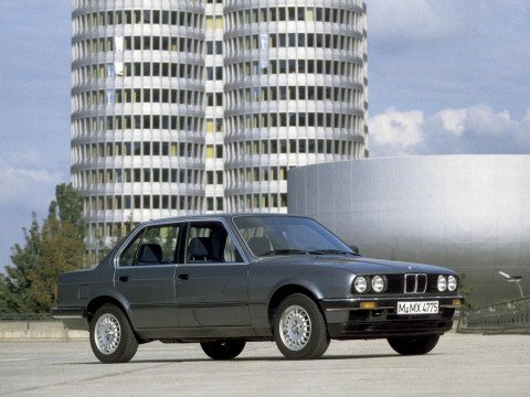Technical specifications and characteristics for【Alpina C1 (E30)】