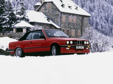 Technical specifications and characteristics for【Alpina C2 Cabrio (E30)】