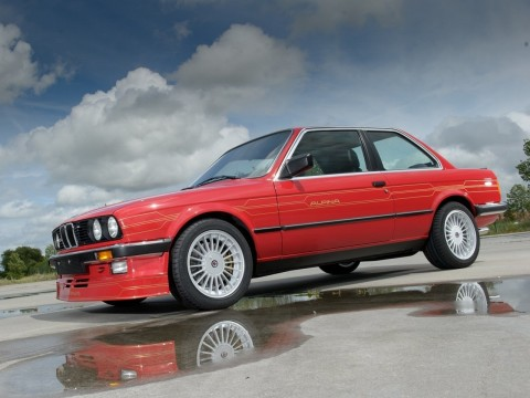 Technical specifications and characteristics for【Alpina C2 (E30)】