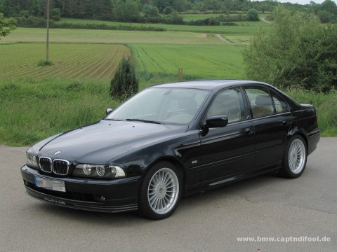Technical specifications and characteristics for【Alpina D10 (E39)】