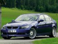 Technical specifications of the car and fuel economy of Alpina D3