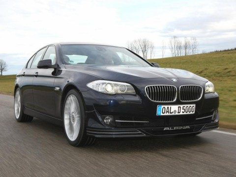Technical specifications and characteristics for【Alpina D5 Sedan (F10)】