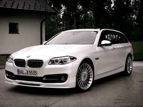 Technical specifications and characteristics for【Alpina D5 Touring (F11)】