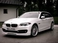 Alpina D5 D5 Touring (F11) 3.0 (350 Hp) BITURBO full technical specifications and fuel consumption