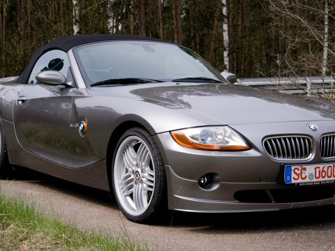 Technical specifications and characteristics for【Alpina Roadster S】