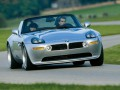 Technical specifications of the car and fuel economy of Alpina Roadster V8
